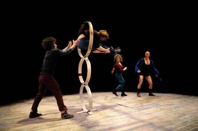 Hirisinn - Critique sortie Théâtre Paris Le Monfort
