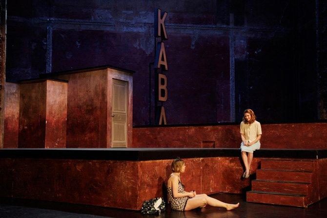 Kàtia Kabanovà - Critique sortie Classique / Opéra Paris Théâtre des Bouffes du Nord