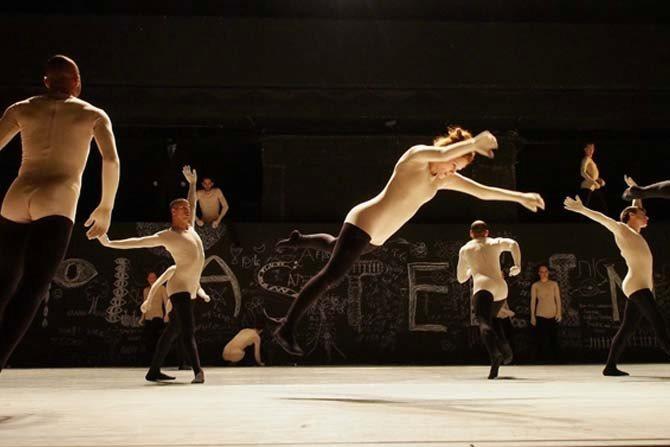 La Batsheva danse à Paris - Critique sortie Danse Paris Théâtre national de Chaillot
