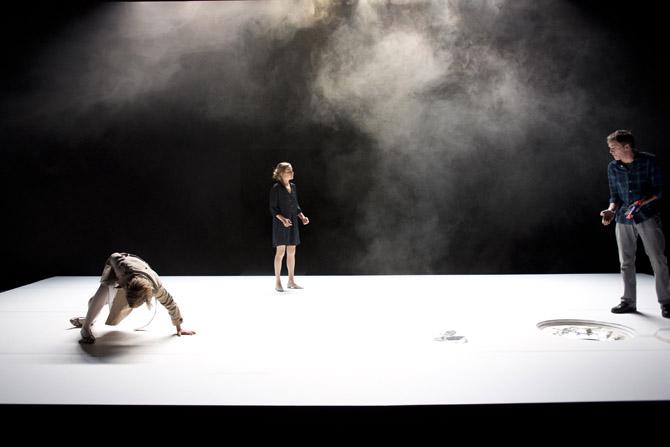 La Ville - Critique sortie Théâtre Paris Théâtre de la Colline