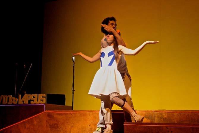 Paradis Lapsus - Critique sortie Danse Vélizy-Villacoublay L'Onde