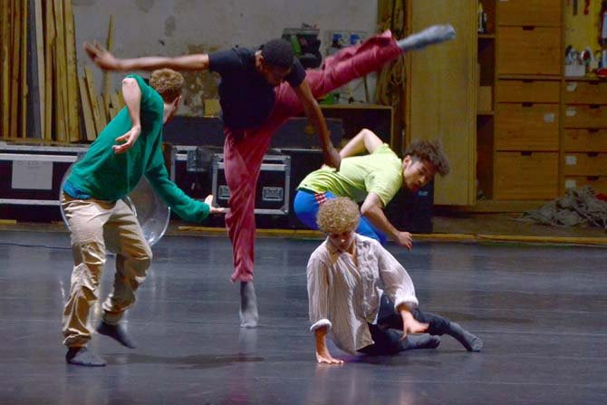 Study # 3 - Critique sortie Danse Paris Théâtre national de Chaillot