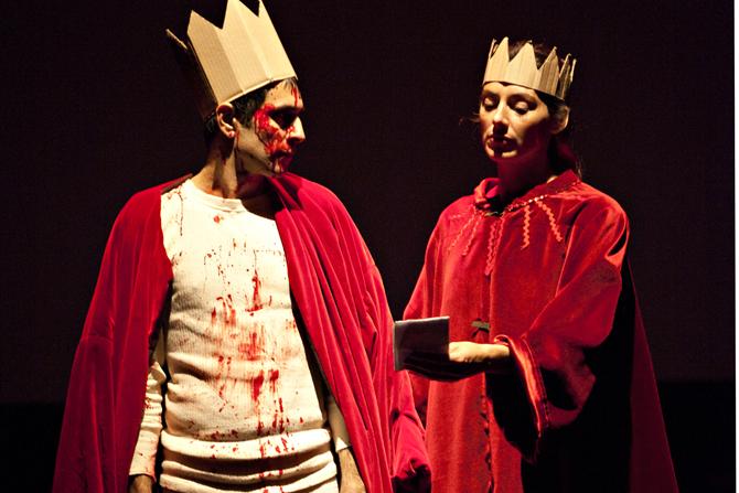 Ubu Roi - Critique sortie Théâtre CHATILLON Théâtre de Châtillon