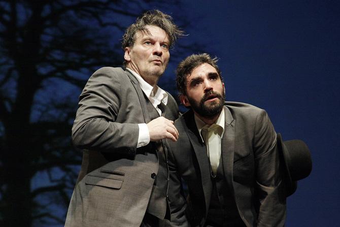 En attendant Godot - Critique sortie Théâtre Bagnolet Théâtre de l'Echangeur