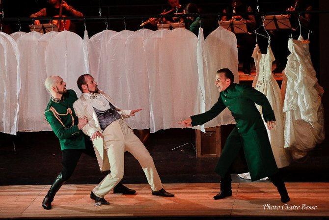 La Grande Duchesse - Critique sortie Classique / Opéra Paris Athénée Théâtre Louis-Jouvet