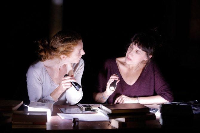 Isabelle Lafon / Deux ampoules sur cinq - Critique sortie Théâtre saint denis Théâtre Gérard Philipe