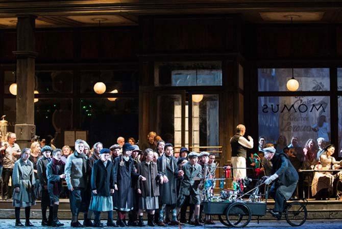 La Bohème - Critique sortie Classique / Opéra Paris Opéra Bastille