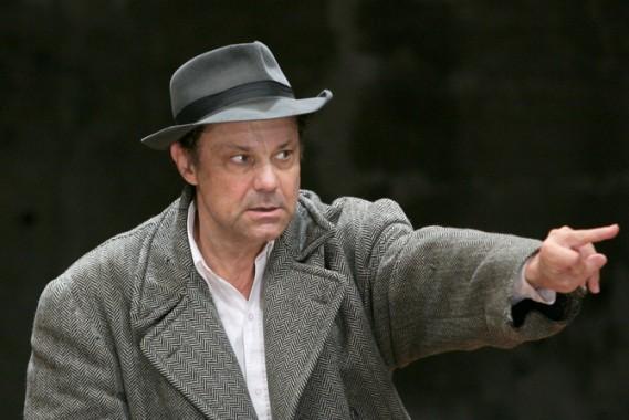 Philippe Caubère reprend La Danse du diable. Crédit photo : Michèle Laurent