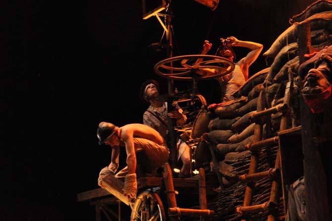 La Tragédie est le meilleur morceau de la bête - Critique sortie Théâtre Lieusaint La Serre