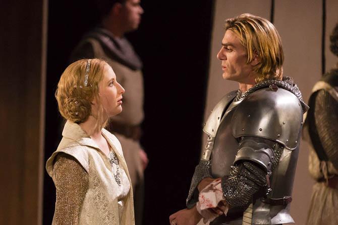 Lancelot du Lac - Critique sortie Théâtre Villeurbanne Théâtre National Populaire