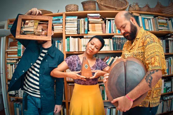 Metá Metá - Critique sortie Jazz / Musiques Pantin La Dynamo