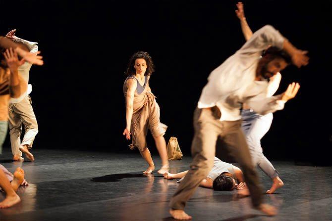 Nocturne Danse #1 - Critique sortie Danse Tremblay-en-France Théâtre Louis-Aragon de Tremblay-en-France