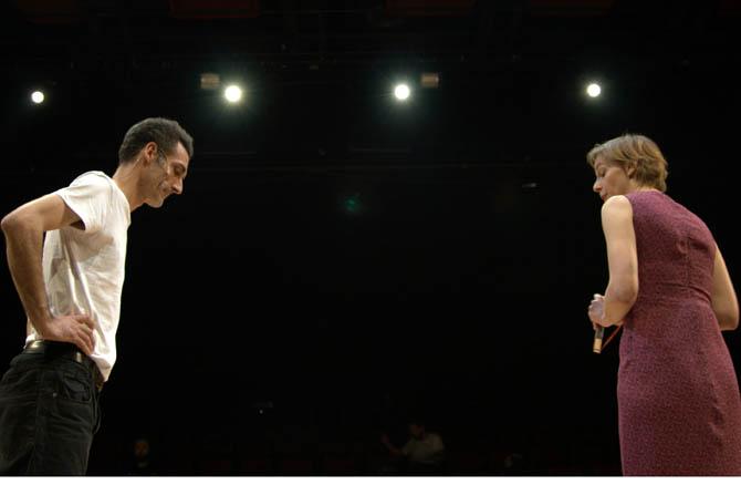Scènes de la vie conjugale - Critique sortie Théâtre Nogent-sur-Marne Scène Watteau