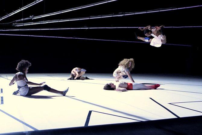 TWERK - Critique sortie Danse Nanterre Maison de la musique de Nanterre