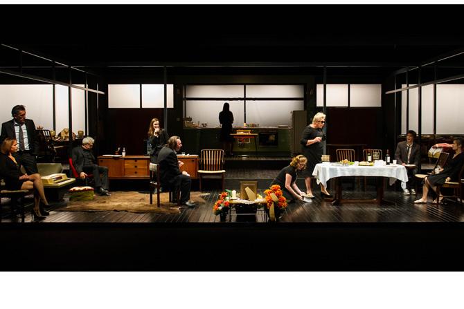 Un Eté à Osage County - Critique sortie Théâtre Sceaux Les Gémeaux