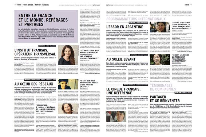 Entre la France et le monde, repérages et partages - Critique sortie