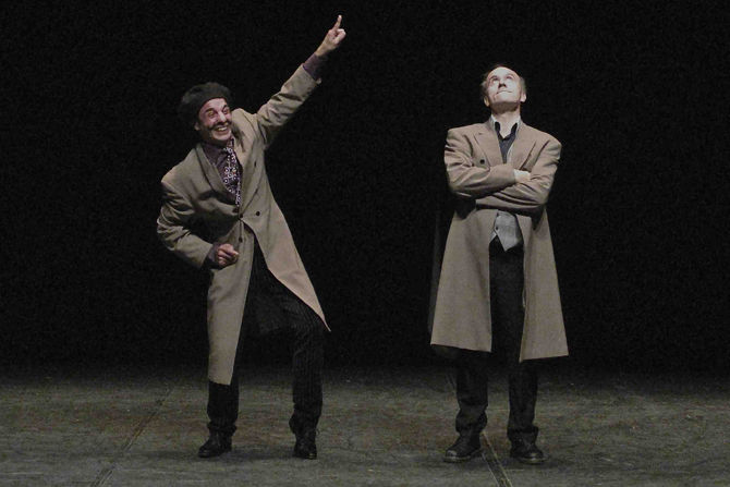 Les Fourberies de Scapin - Critique sortie Théâtre CHATILLON Théâtre de Châtillon