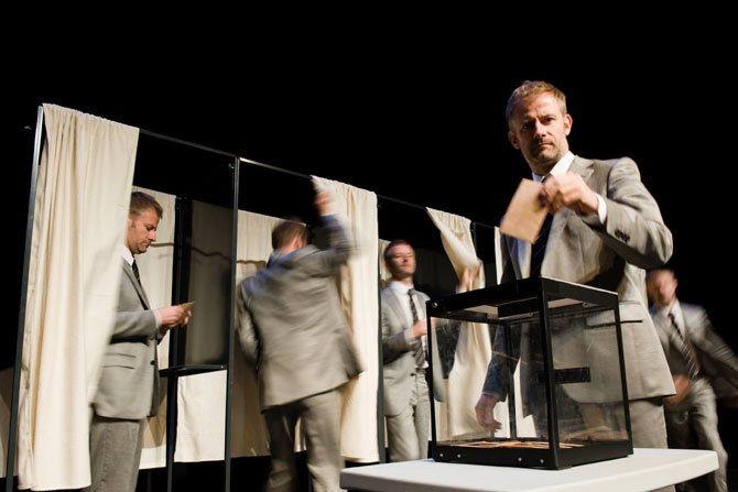 Influences - Critique sortie Théâtre Sartrouville Théâtre de Sartrouville