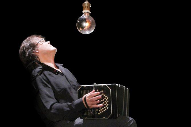 Jacques Trupin, le parfum troublant du Tango - Critique sortie Jazz / Musiques Paris Essaïon Théâtre