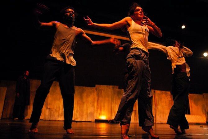 Nuit blanche à Ouagadougou - Critique sortie Danse Paris TARMAC
