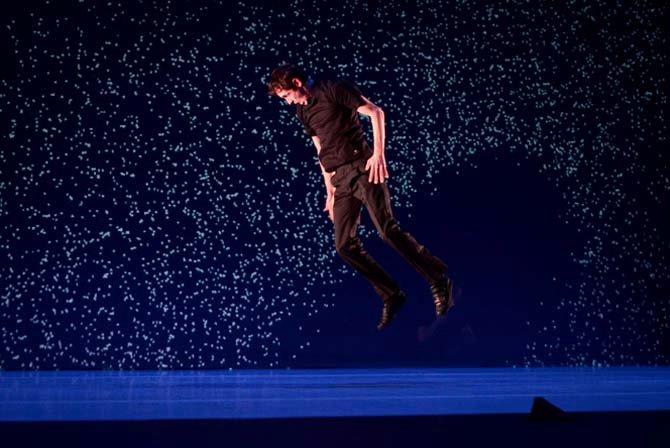 Pixel - Critique sortie Danse Douai Hippodrome de Douai