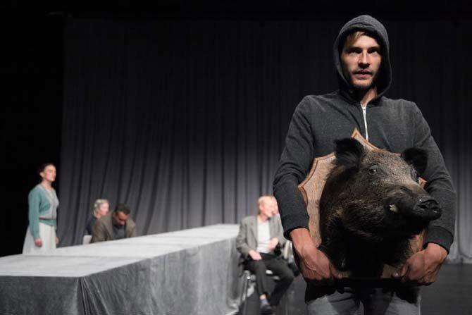 Roses - Critique sortie Théâtre Paris Théâtre de la Bastille