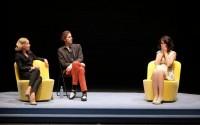 Dominique Reymond, Romain Cottard et Zabou Breitman, acteurs de grand talent.  © Pascal Victor/ArtcomArt