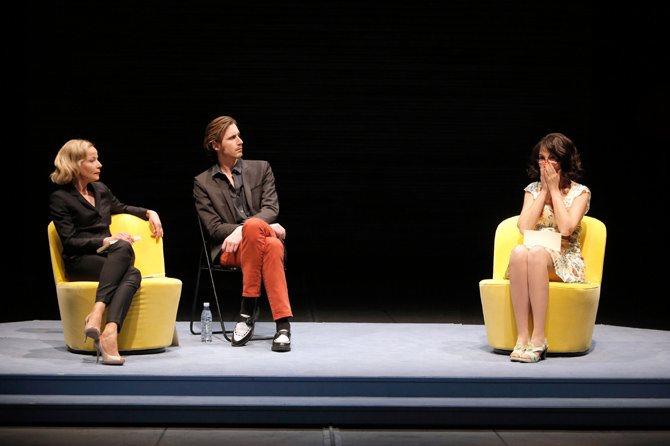 Comment vous racontez la partie ? - Critique sortie Théâtre Lyon _Théâtre des Célestins