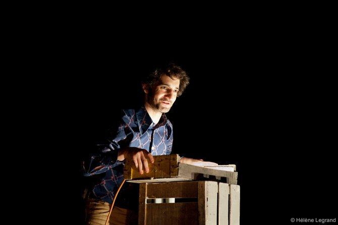 Discours à la Nation / Ascanio Celestini - Critique sortie Théâtre Paris Théâtre du Rond Point