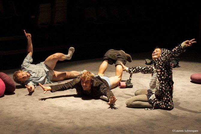 Guitou - Critique sortie Théâtre Colmar La Comédie de l'Est
