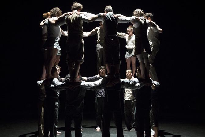Il n'est pas encore minuit - Critique sortie Théâtre Combs-la-Ville La Coupole - scène nationale de Sénart