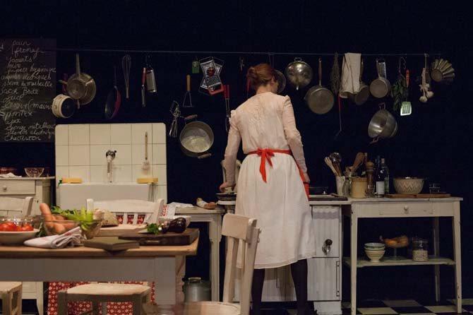 Shakespeare's Sister ou La Vie matérielle - Critique sortie Théâtre Nice _THEATRE NATIONAL DE NICE