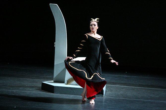 Martha Graham Memorias - Critique sortie Danse Paris Théâtre des Champs-Élysées