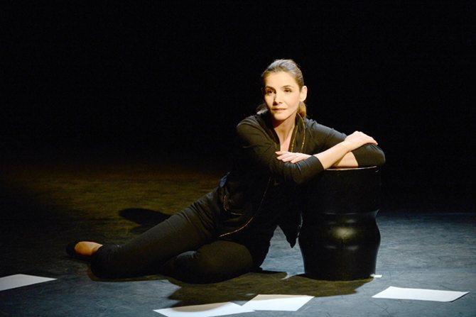 Piaf, l'être intime - Critique sortie Théâtre Paris Théâtre de l'Oeuvre