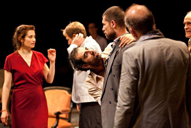 Platonov - Critique sortie Théâtre Paris Théâtre de la Colline