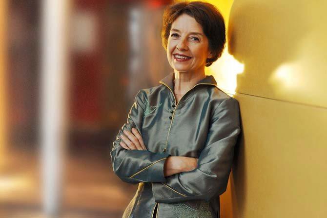 Anne Queffélec - Critique sortie Classique / Opéra Paris Théâtre des Champs-Élysées