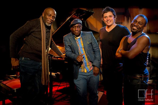 Bojan Z et Ray Lema - Critique sortie Jazz / Musiques Paris new morning
