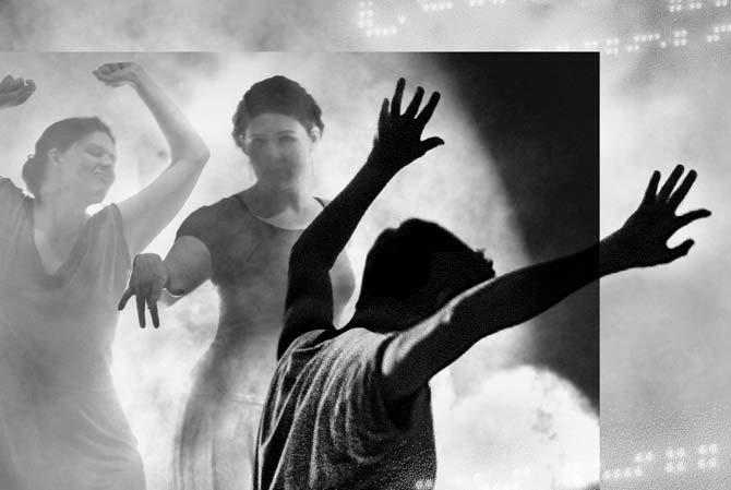 Tant d'espace entre nos baisers - Critique sortie Théâtre Cergy Théâtre 95