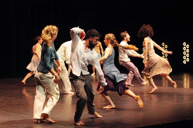 Aringa Rossa - Critique sortie Danse Paris Théâtre de la Ville