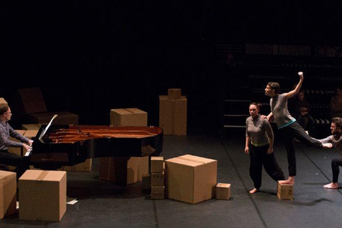 La Cérémonie - Critique sortie Danse CHATILLON Théâtre de Châtillon