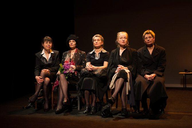 Mesure de nos jours - Critique sortie Théâtre Paris Epée de Bois