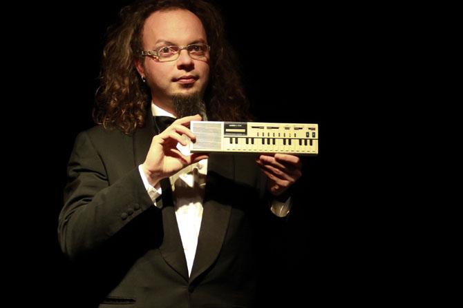 Simon Fache - Critique sortie Jazz / Musiques Paris Le Sentier des Halles