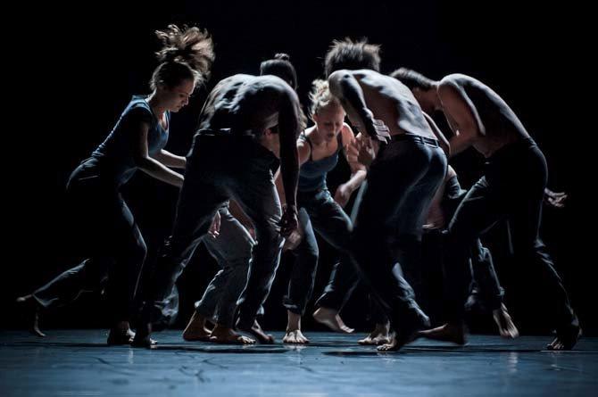 Transe - Critique sortie Danse Alfortville Pôle culturel d'Alfortville
