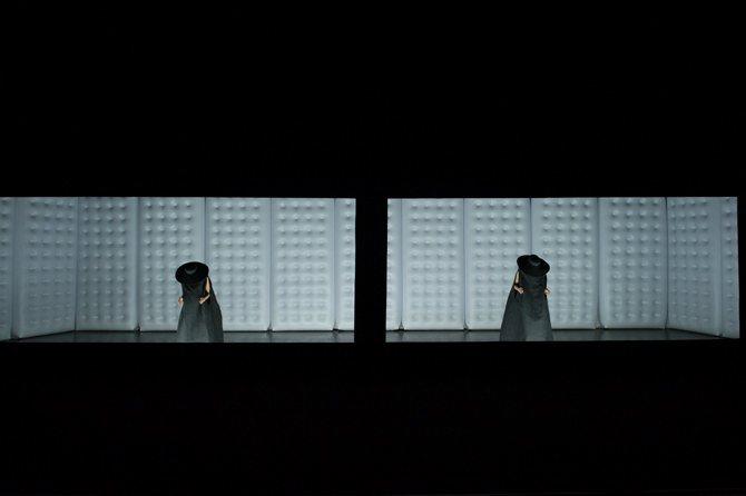 Stéréoscopia - Critique sortie Danse Paris Théâtre des Abbesses