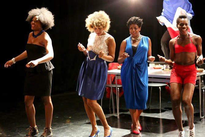Africaparis - Critique sortie Théâtre Paris Le Carreau du Temple