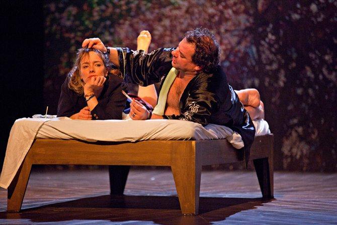 En roue libre - Critique sortie Théâtre Genève Theatre de Poche