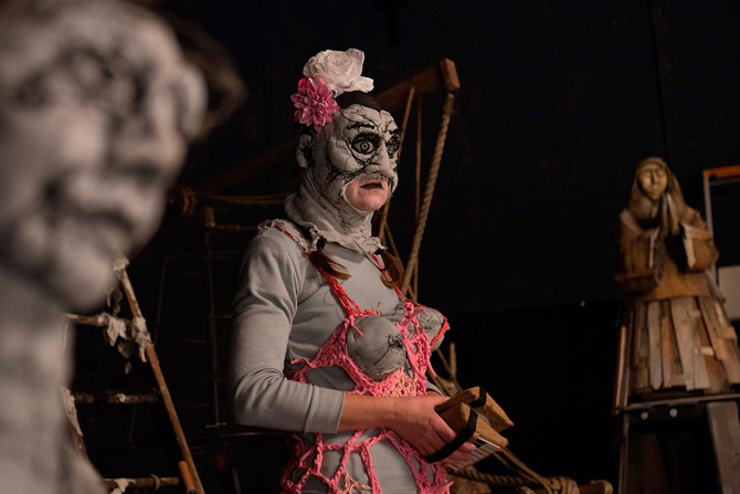 Le Cœur cousu - Critique sortie Théâtre Béthune La Comédie de Béthune
