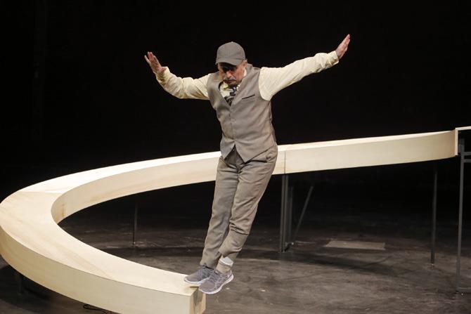 Marcel - Critique sortie Théâtre Paris Théâtre des Bouffes du Nord