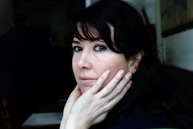 « L'auteure et metteure en scène Marina Damestoy. » © Jean-Luc Caradec / F451 Productions