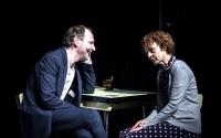 Sylvie Debrun et Antoine Mathieu, éblouissants.  © Simon Gosselin